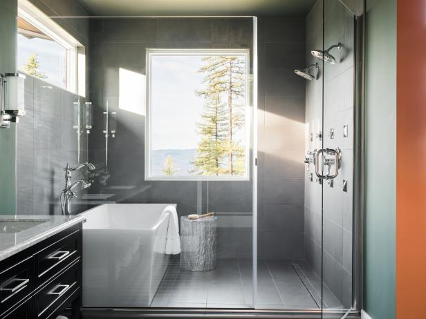 32 Best Master Bathroom Ideas And Designs For 2019: Bathroom Design Ideas With Pictures
