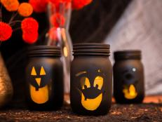 Dust off those Mason jars for these spooky-fun craft projects.