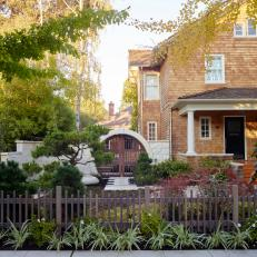 Historic Brick Bungalow in Palo Alto
