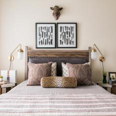 Neutral Country Bedroom Photos   HGTV