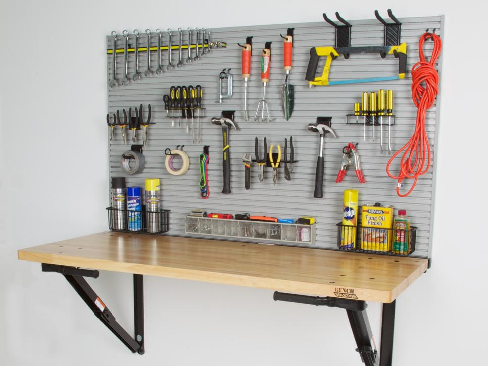 15 Space Saving Garage Solutions Hgtv