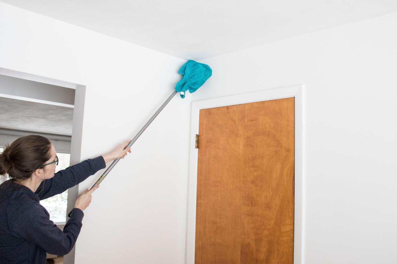 Everything You Need To Know About Cleaning Walls And