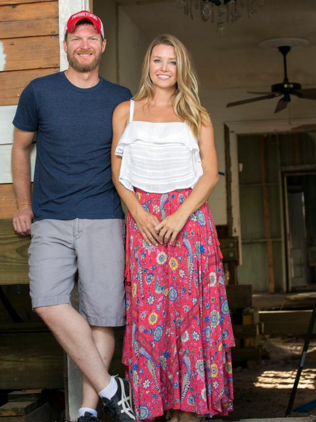 a new series starring dale earnhardt jr and wife amy is coming to