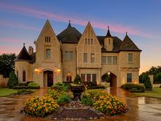 Luxury Home in Colleyville, Texas