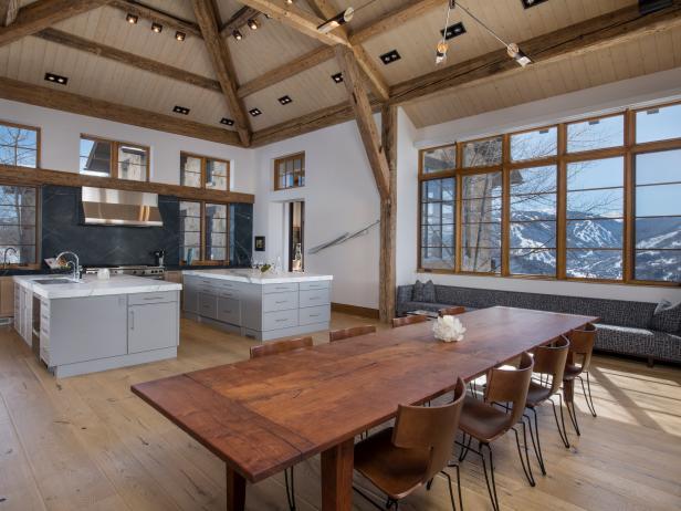 Contemporary Kitchen Design Ideas and Decor HGTV