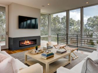 Sitting Room Decorating and Design Idea Pictures | HGTV