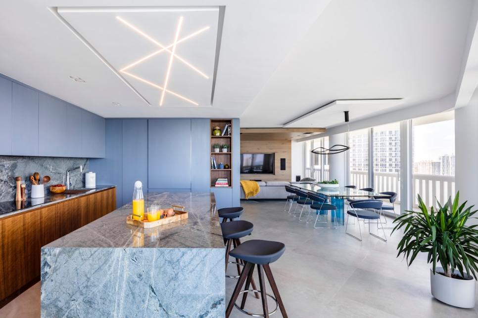 40 Modern Kitchen Design Ideas Hgtv