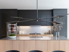 Get all the info you need on stylish black kitchen cabinets, including tips on materials and shades.
