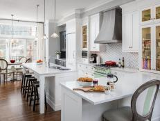 Get all the info you'll need on new kitchen cabinets, and get ready to create the kitchen design of your dreams from scratch.