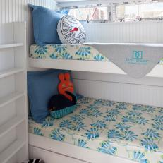 Yacht Kid's Room With Bunk Bed