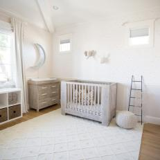 Roman Shades Curtains Line Neutral S Nursery