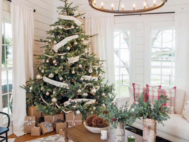 65 Christmas Tree Decorating Ideas Hgtv