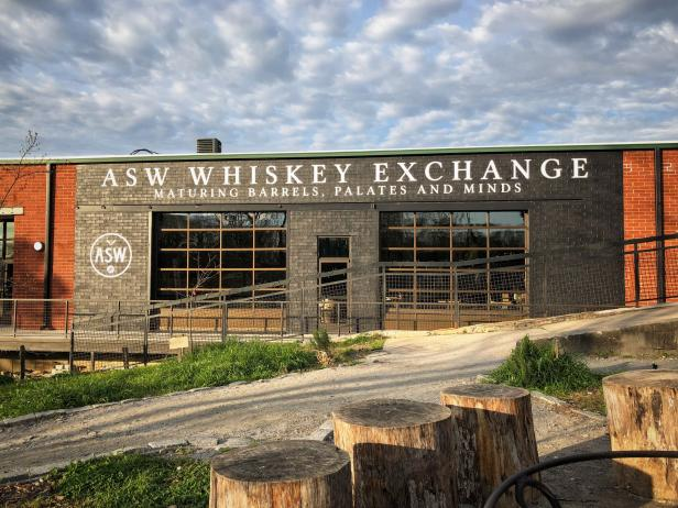 ASW Whiskey  Exchange Distillery in Atlanta's West End