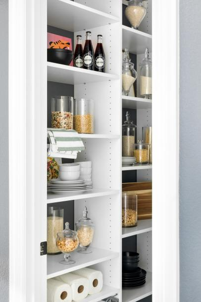 30 Kitchen Pantry Design Ideas Hgtv