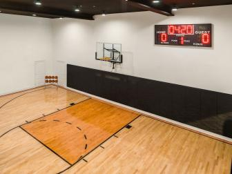 Magnificent Manor with Indoor Basketball Court