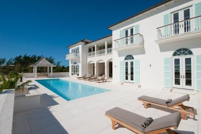 Two-Acre Beachfront Estate in Turks and Caicos Islands