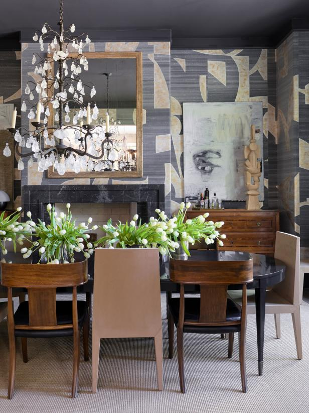 Dining Room Table Decor Ideas How To Decorate Your Dining Room Table Hgtv