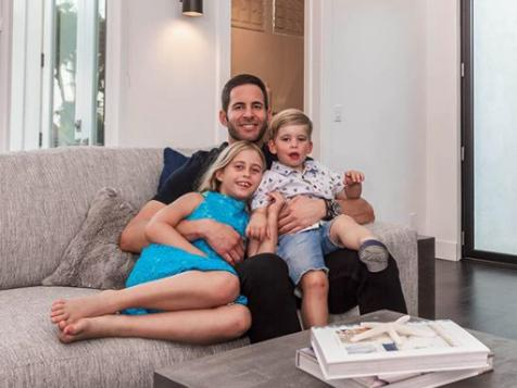 This Clip of Tarek El Moussa and His Kids Will Melt Your Heart