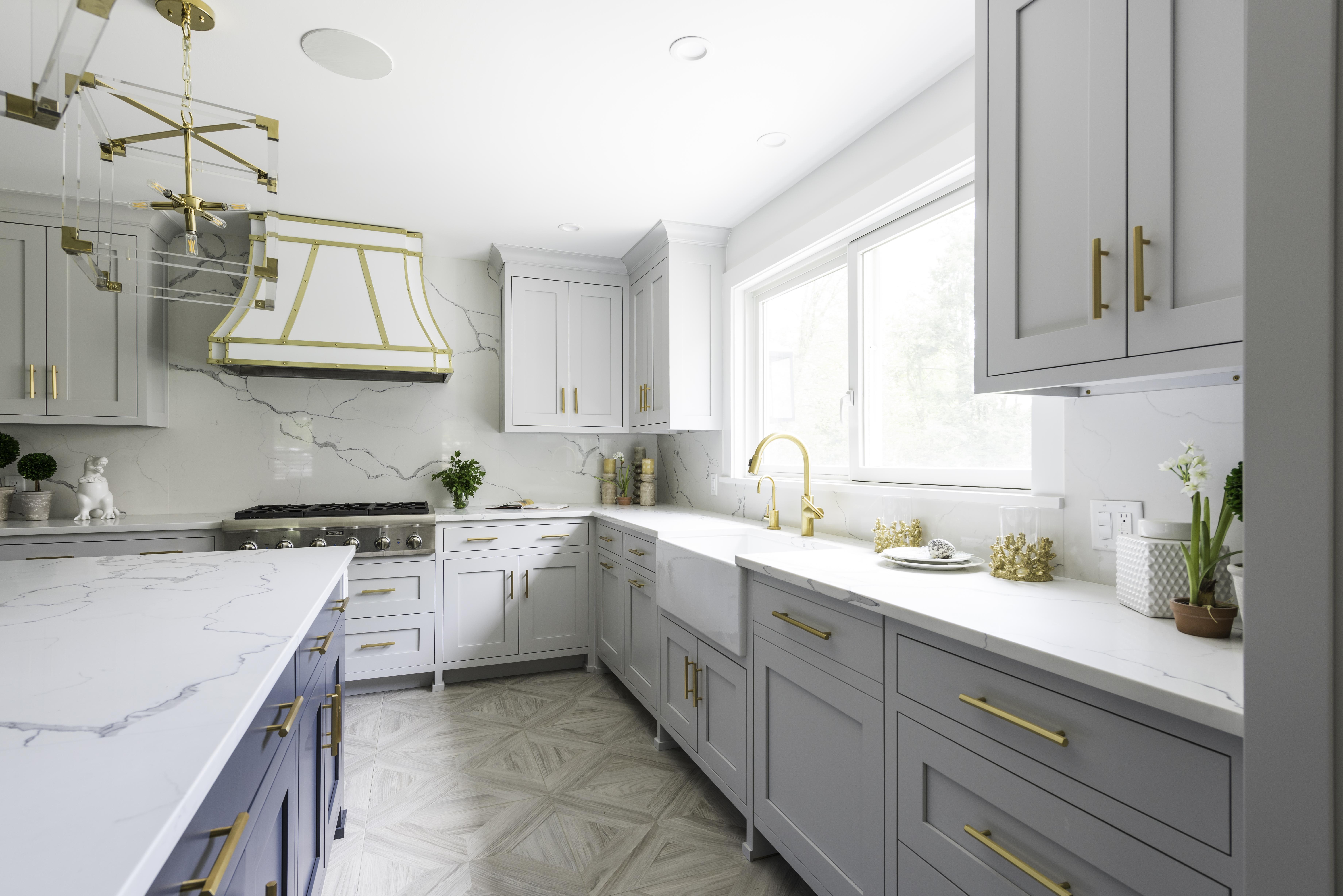 Brown Gray Travertine Stone Glass Mosaic Tile Kitchen Backsplash Sink Sample