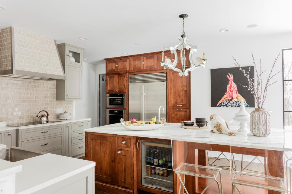 Freestanding Kitchen Islands: Pictures & Ideas From HGTV | HGTV