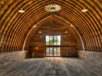 Grand Upstairs in Remodeled Barn