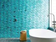 20 Fresh Bathroom Tile Trends to Look for in 2017