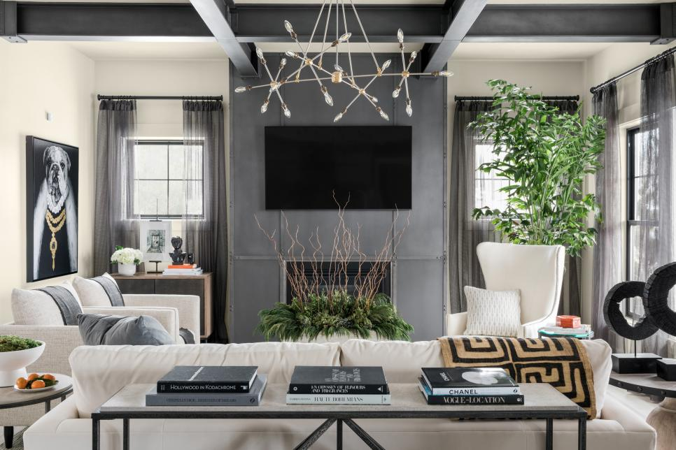 Pictures Of The Hgtv Smart Home 2020 Living Room Hgtv Smart Home 2020 Hgtv