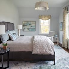 Contemporary Guest Bedroom