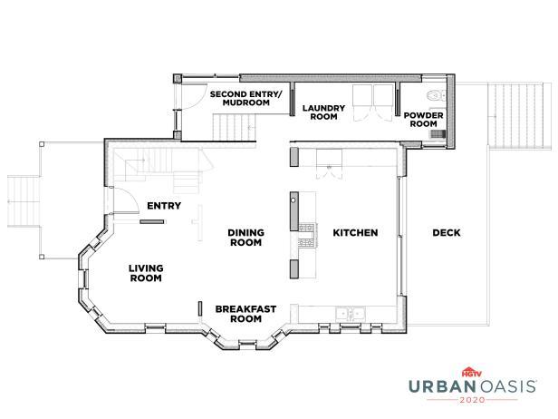 Hgtv Urban Oasis 2020