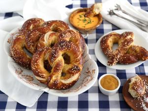 Make Bavarian-Style Soft Pretzels