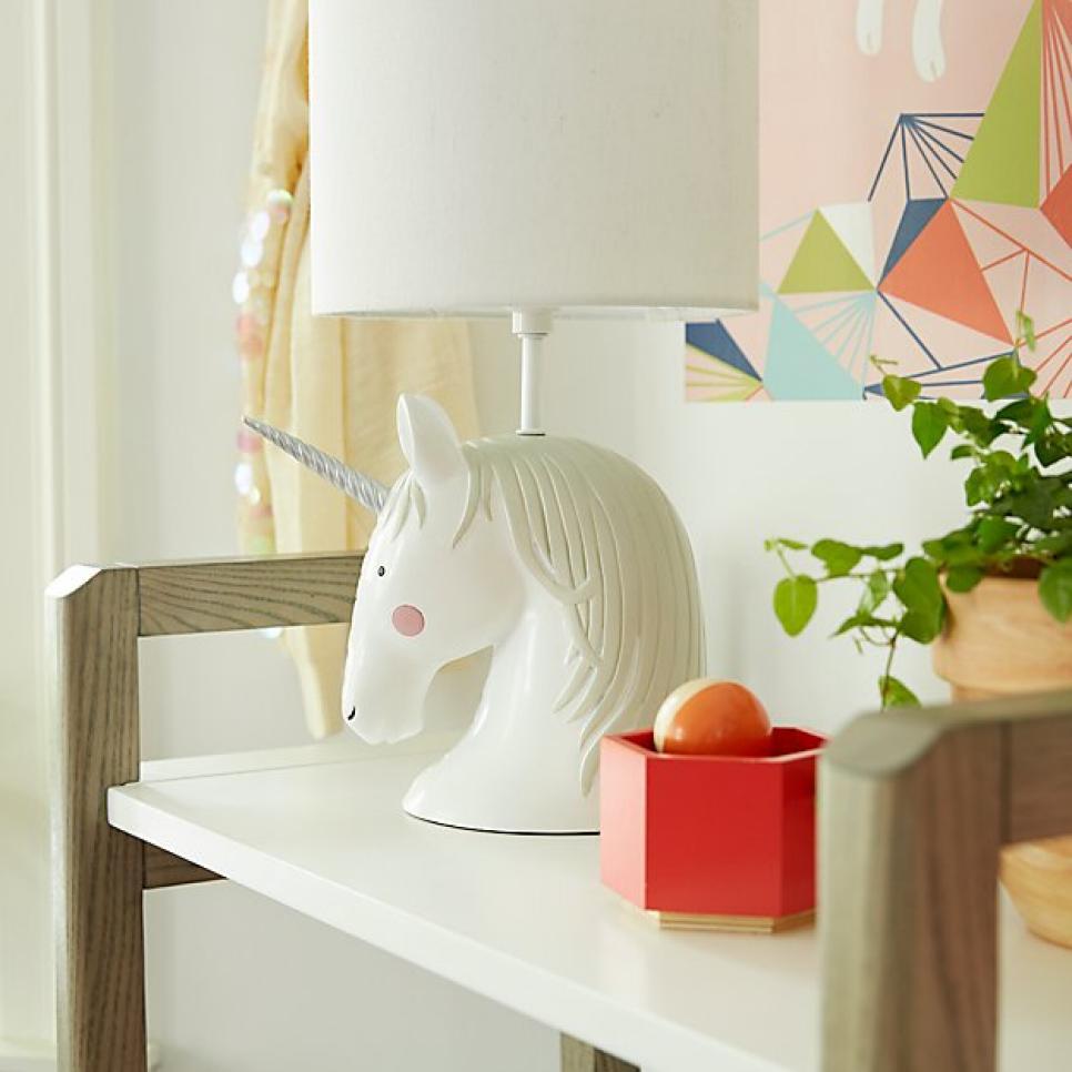 Over The Rainbow: Unicorn Decor For Kids' Rooms