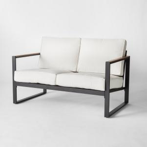Henning Patio Loveseat