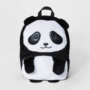 Girls' Panda Backpack