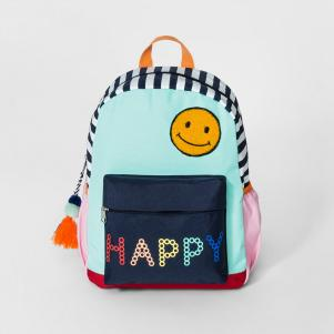 Girls' Patch Backpack