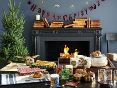 Set the table for a magical feast this holiday season with Pottery Barn's new Harry Potter collection inspired by the Wizarding World.