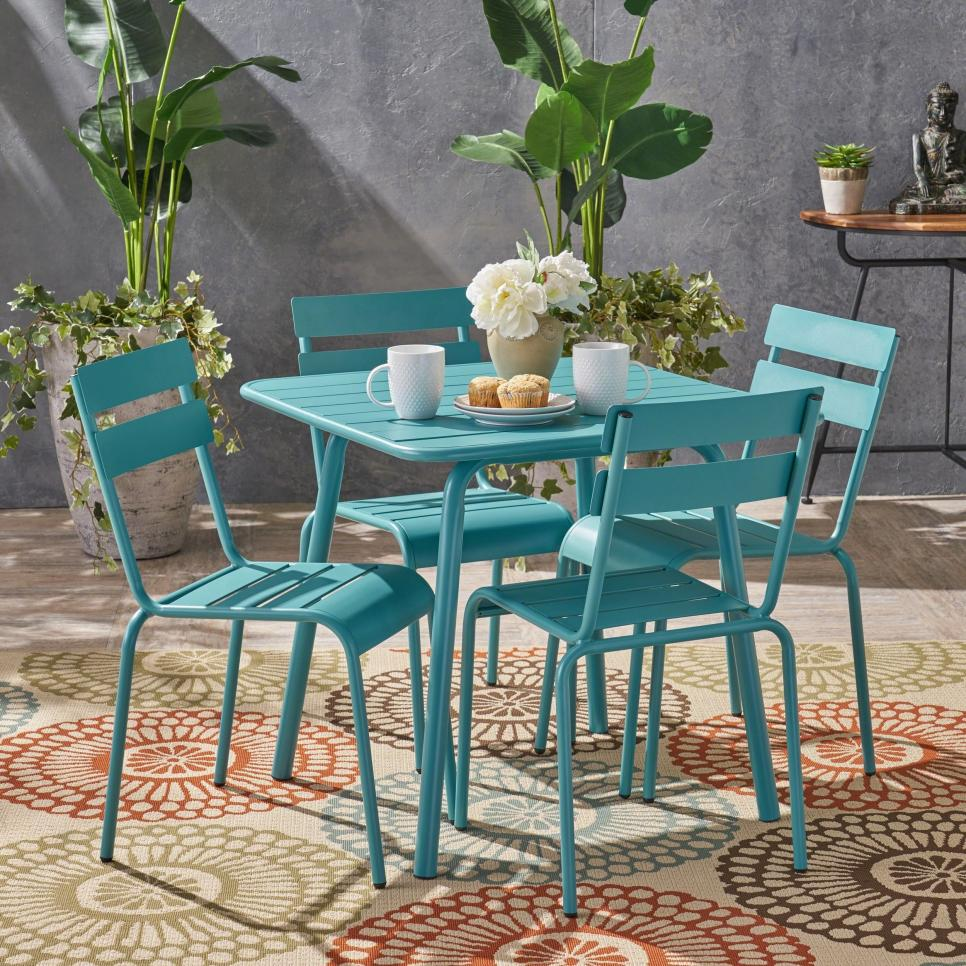 15 Best Budget Outdoor Dining Sets Hgtv Com Hgtv