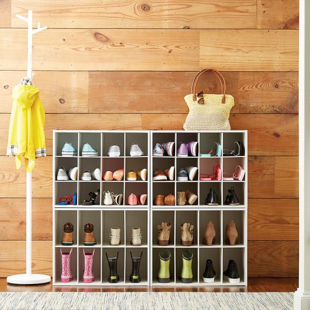 Attractive Shoe Storage Ideas