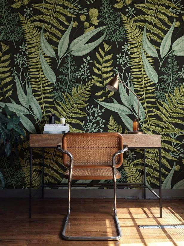 Removable And Temporary Wallpaper Ideas Hgtv