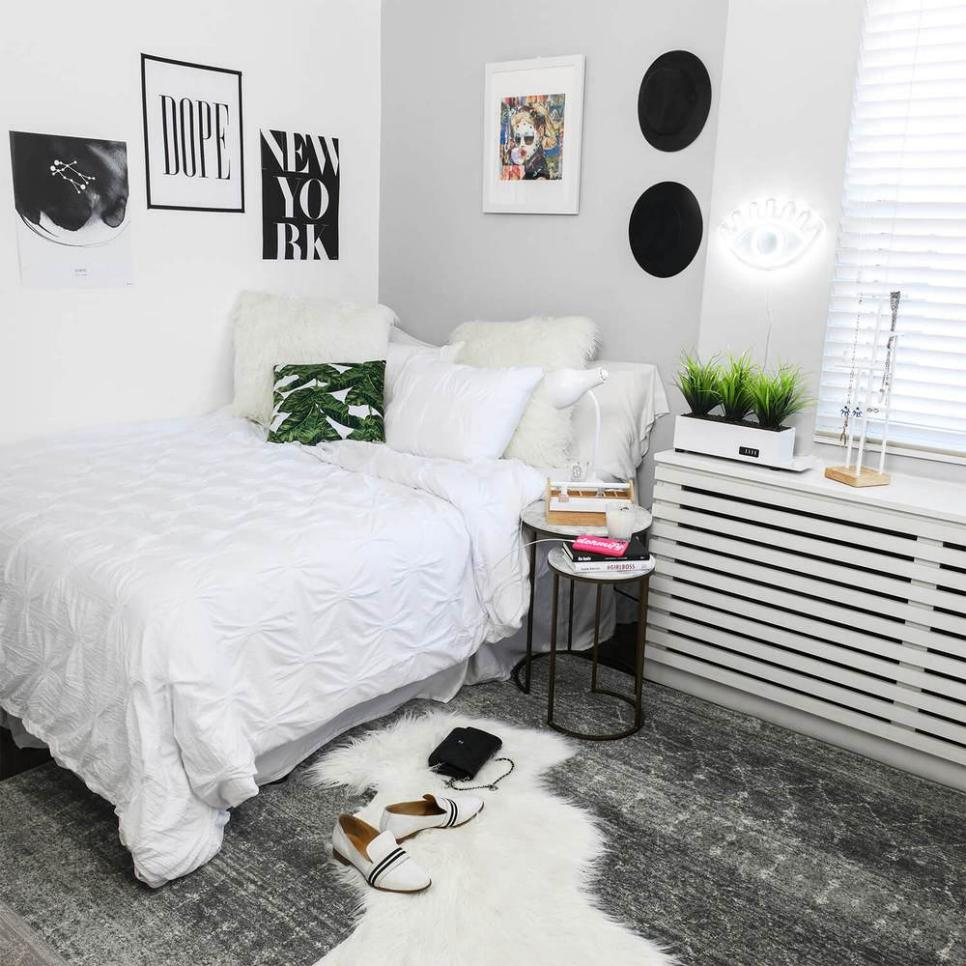Dorm Room Decorating Ideas & Decor Essentials | HGTV