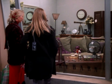 To celebrate the 25th anniversary of Friends, Pottery Barn is releasing a collection of Central Perk-worthy accents. And yes, that includes Rachel's apothecary table.