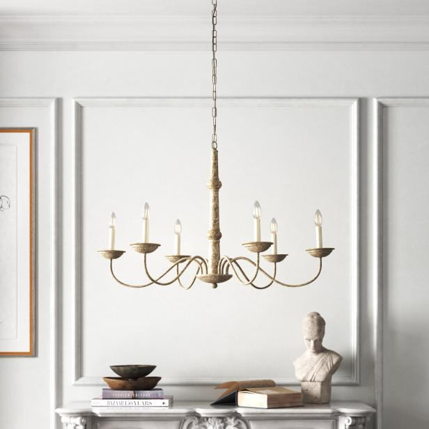 Best Dining Room Light Fixtures And Chandeliers Under 200 Hgtv