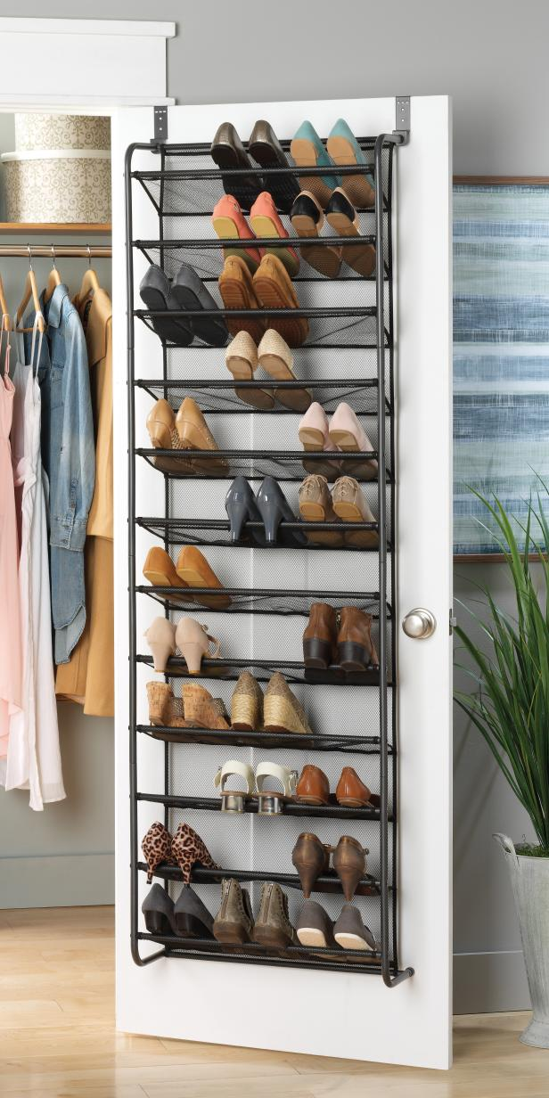 20 Functional And Attractive Shoe Storage Ideas 2021 Hgtv