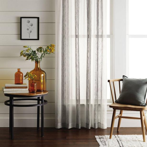10 Of The Best Living Room Curtains And Window Treatment Ideas Under 70 Hgtv