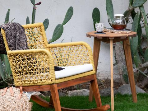 10 Outdoor Rocking Chairs You'll Love to Spend Hours In
