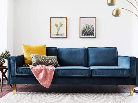 10 Apartment-Sized Sofas for Every Style Under $1,000