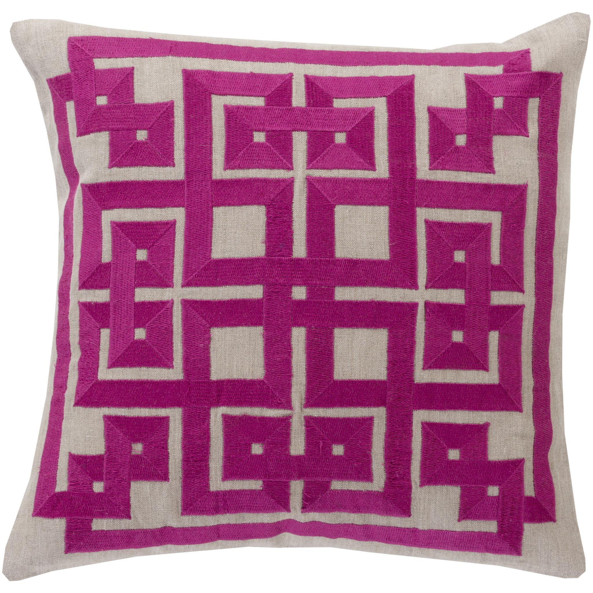 Beth Lacefield Geometric Pillow