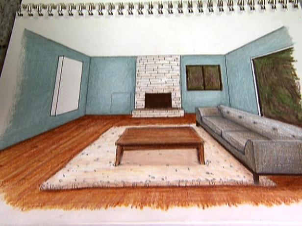 shaker style living room video hgtv. Black Bedroom Furniture Sets. Home Design Ideas
