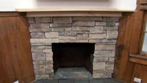 Brilliant Fireplace Decor Hearth Design Tips Hgtv Beutiful Home Inspiration Truamahrainfo