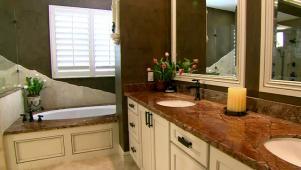 Bathroom Makeover Ideas, Pictures & Videos | HGTV