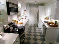 Big Ideas, Small Kitchens
